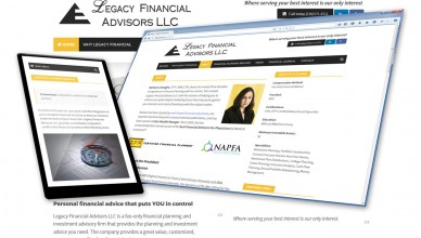 LFA - site redesign